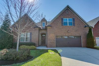 Nashville Single Family Home For Sale: 2828 Brentwood Knoll Ct