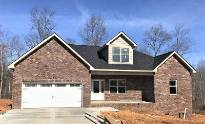 Burns TN Single Family Home Under Contract - Showing: $369,900