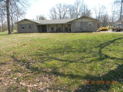 Shelbyville Single Family Home For Sale: 252025 Hwy 231 N