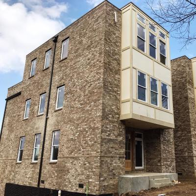 Nashville Single Family Home For Sale: 117 Demoss Rd