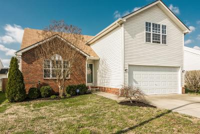 Hendersonville Single Family Home For Sale: 130 Sumner Meadows Ln