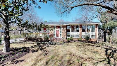 Nashville Single Family Home For Sale: 830 Evansdale Dr