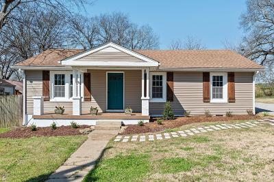Nashville Single Family Home For Sale: 2616 Woodyhill Dr