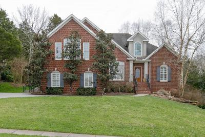 Franklin Single Family Home Under Contract - Showing: 1015 Stonebridge Park Dr