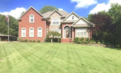 Mount Juliet Single Family Home Under Contract - Showing: 981 Shadow Ln