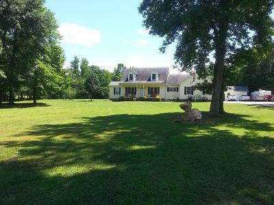 Robertson County Single Family Home For Sale: 1935 Lake Rd