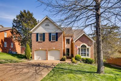 Franklin Single Family Home Under Contract - Showing: 1020 Wyndham Hill Ln