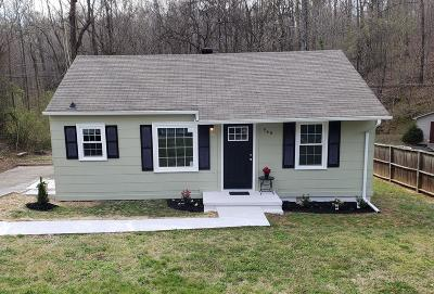 Clarksville Single Family Home For Sale: 968 Swift Dr