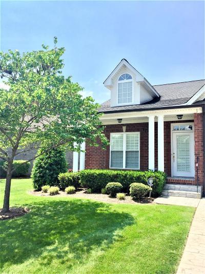 Sumner County Rental For Rent: 1184 Fairvue Village Ln