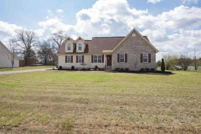 Christiana Single Family Home For Sale: 116 Mallow Dr