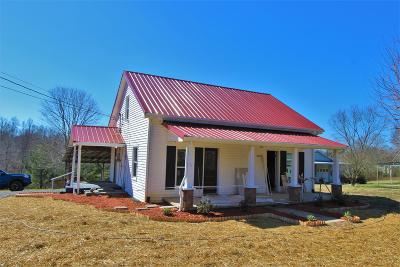 Cunningham Single Family Home Under Contract - Showing: 1582 Highway 13
