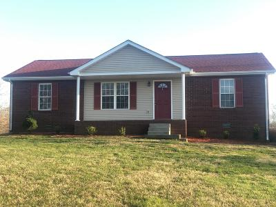 Ashland City Single Family Home Under Contract - Not Showing: 3576 Sweethome Rd