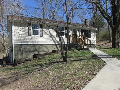 Clarksville Single Family Home Under Contract - Showing: 1315 Gratton Rd