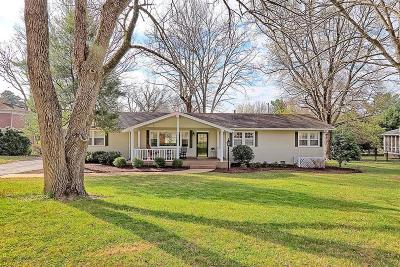 Columbia Single Family Home For Sale: 1013 Tenassee Trl