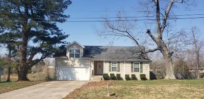 Woodlawn Single Family Home Active Under Contract: 2600 Peach Grove Ln