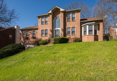 Sumner County Single Family Home For Sale: 412 Chickasaw Trl