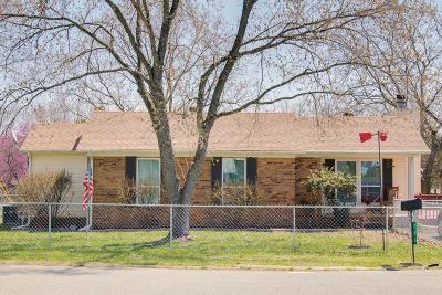 Lavergne Single Family Home For Sale: 796 Meadow Ln