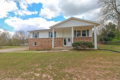Rockvale Single Family Home Under Contract - Showing: 231 Joy Ave