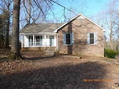 Cunningham Single Family Home Under Contract - Not Showing: 3563 Marthas Chapel Rd