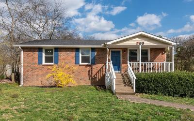 Sumner County Single Family Home For Sale: 206 S Valley Rd
