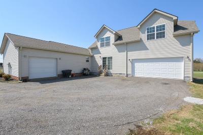 Lebanon Single Family Home For Sale: 4577 E Richmond Shop Rd