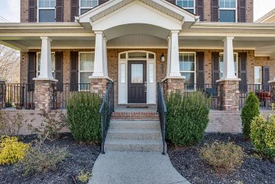 Nolensville Single Family Home For Sale: 100 Lodge Hall Road