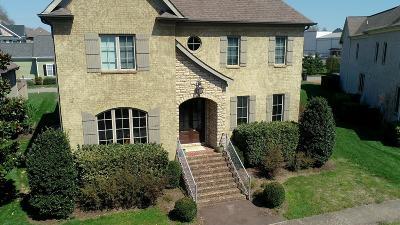 Franklin Single Family Home For Sale: 504 Braylon Cir