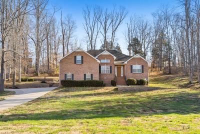 Clarksville Single Family Home For Sale: 4453 Brookhaven Ter