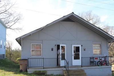Nashville Single Family Home For Sale: 15 Shepard St