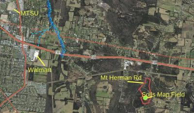Murfreesboro Residential Lots & Land Under Contract - Showing: Mount Herman