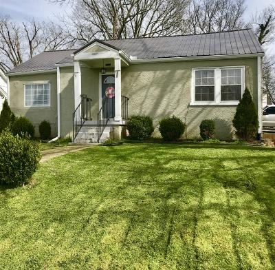 Columbia  Single Family Home Under Contract - Showing: 2111 Denham Ave