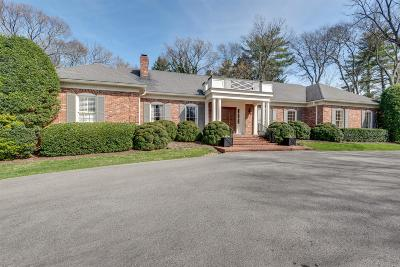 Belle Meade Single Family Home For Sale: 108 Westhampton Pl