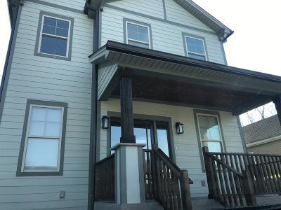 Nashville Single Family Home For Sale: 922B 29th Ave N