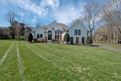 Sumner County Single Family Home For Sale: 1005 Trails End