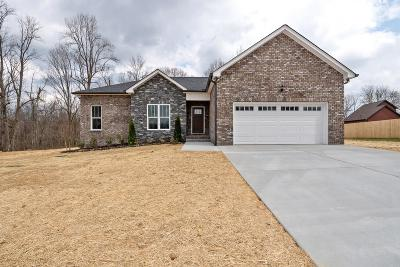 Robertson County Single Family Home For Sale: 1137 Southern Rail Dr