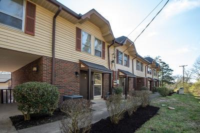 Nashville Condo/Townhouse For Sale: 500 Paragon Mills Rd Apt D4