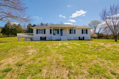 Alexandria Single Family Home For Sale: 242 Temperance Hall Hwy