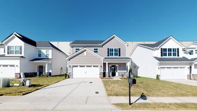Murfreesboro Single Family Home For Sale: 1725 Sunray Dr - Lot 127