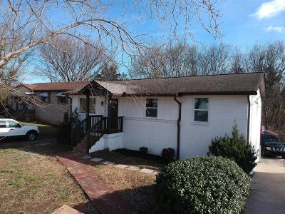 Nashville Single Family Home Under Contract - Not Showing: 3221 Ewingdale Dr