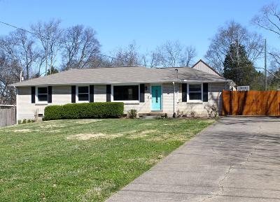 Sumner County Single Family Home For Sale: 114 McBratney Dr