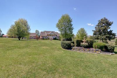 Single Family Home For Sale: 7231 Shoals Branch Rd