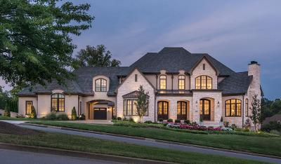 Brentwood TN Single Family Home For Sale: $2,999,900