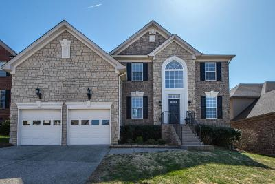 Nolensville Single Family Home For Sale: 7620 Kemberton Dr E