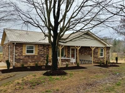 Robertson County Single Family Home Under Contract - Showing: 4445 Mount Zion Rd
