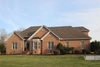 Single Family Home For Sale: 336 Short Springs Rd