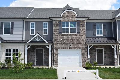 Murfreesboro Single Family Home For Sale: 1706 Lone Jack Ln
