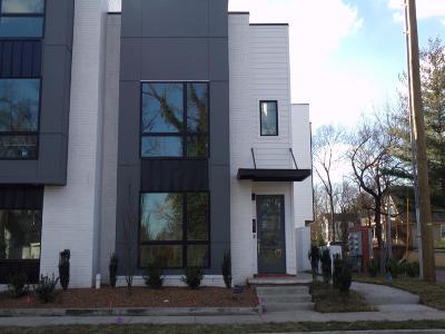 Nashville Rental For Rent: 1211 N 10th Ave