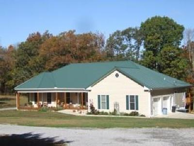 Watertown TN Single Family Home For Sale: $418,500
