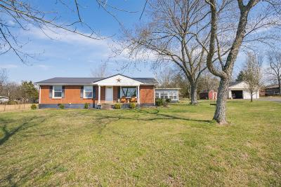 Mount Juliet Single Family Home For Sale: 4558 Weakley Ln