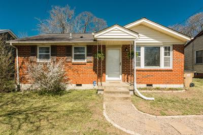 Madison Single Family Home For Sale: 505 Cumberland Ave